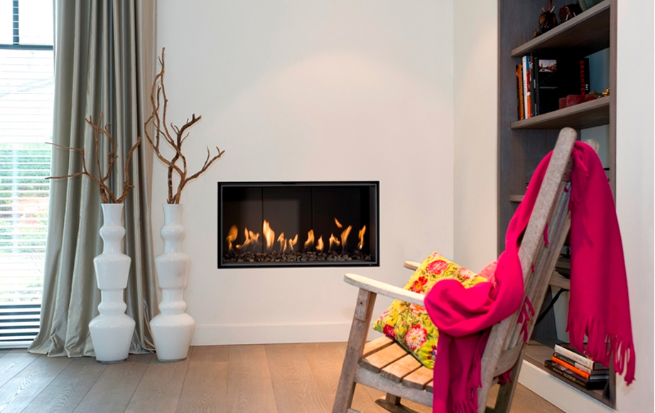Horizon Bell XS3 fireplace