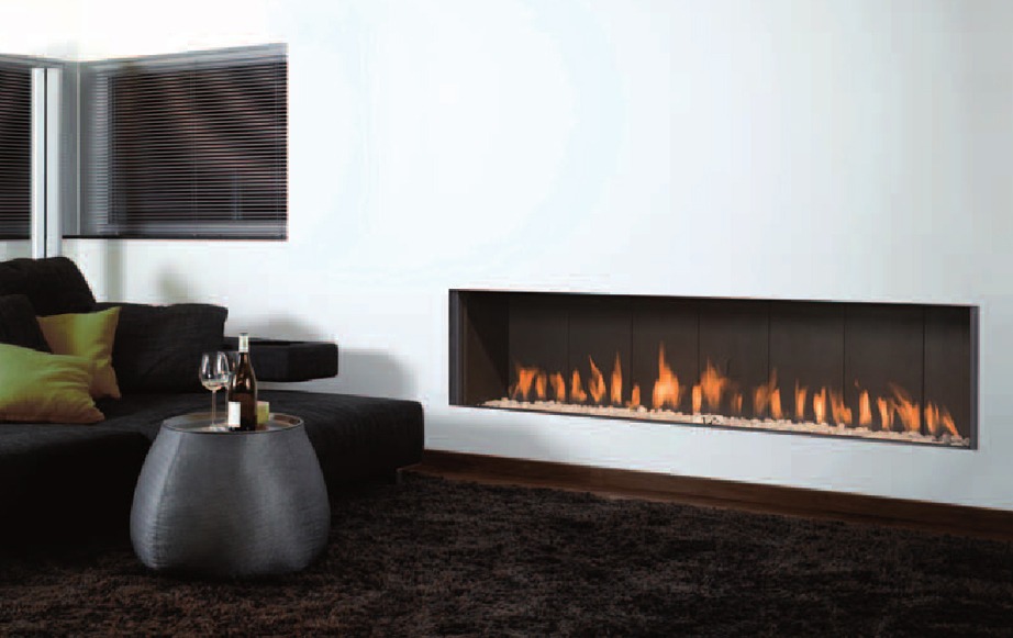 Horizon Bell XXL fireplace