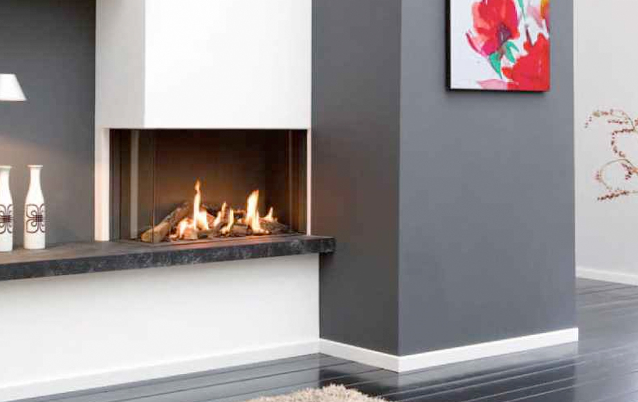 fireplace Bidore 70
