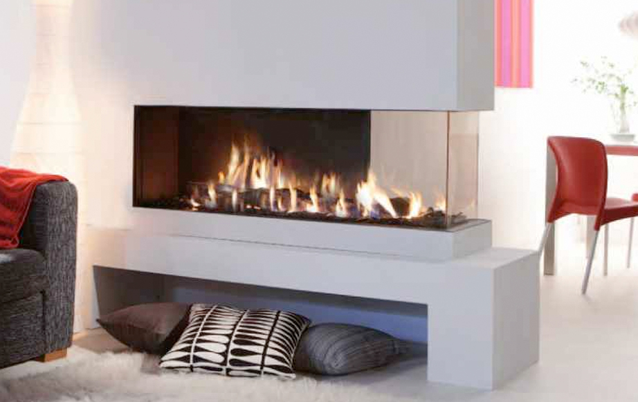 fireplace Lucius CR 140 1/3