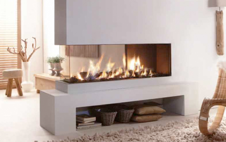 fireplace Lucius 140 CR 2/3