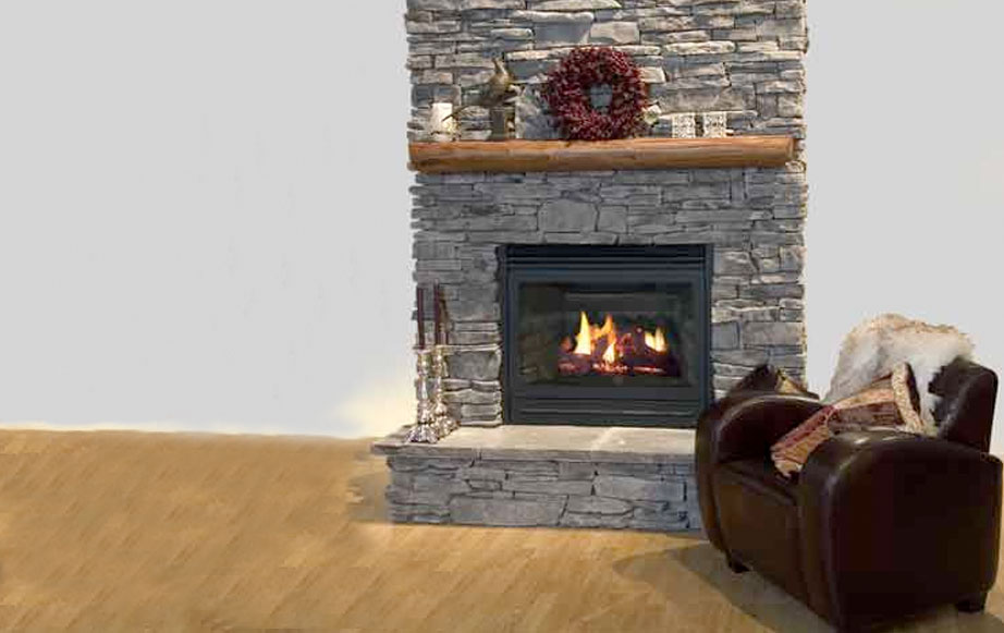 SL350TRS fireplace