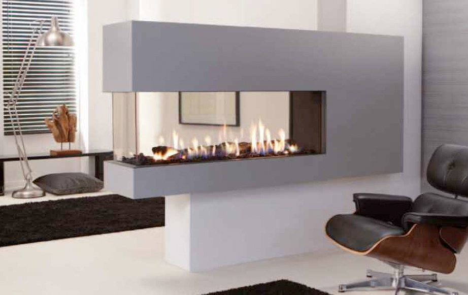 fireplace Lucius 140 R