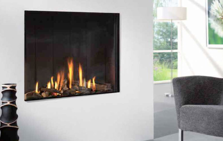 fireplace Optica