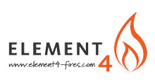 Chimeneas de gas Element4