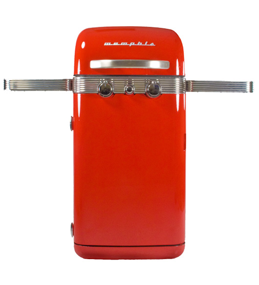 Memphis 2 Burner Barbecue