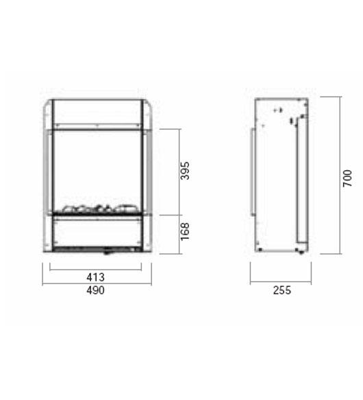 Kit Glamm H3D 700