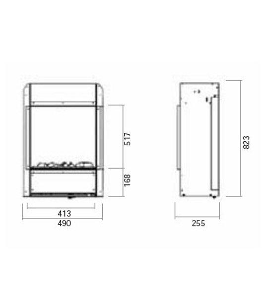 Kit Glamm H3D 800